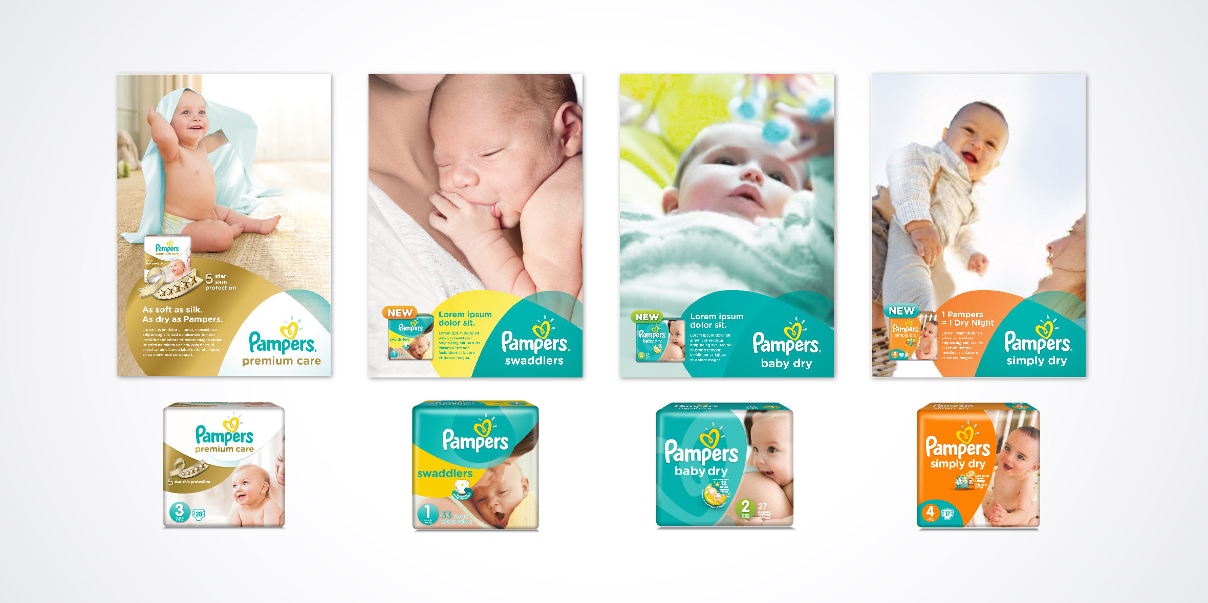 Pampers Add